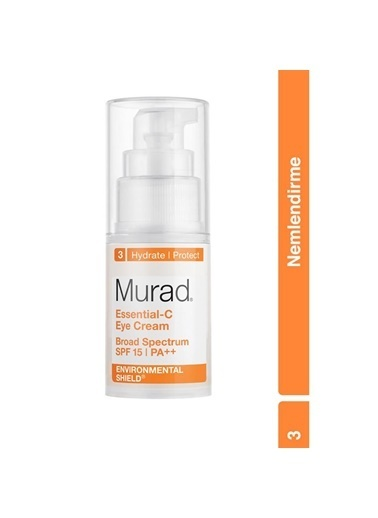 Murad Murad Essential - C Eye Cream SPF 15 - Göz Kremi 15 ml Renksiz